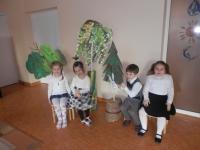 Vaikų pasirodymas
